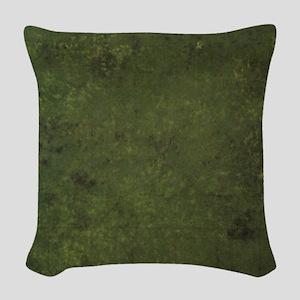 Worn Graph 1 Woven Throw Pillow