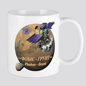 Phobos-Grunt Mug