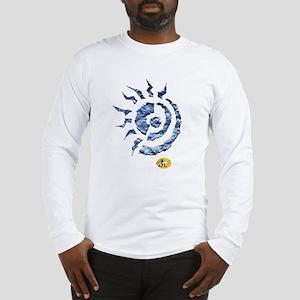 abstract sun Long Sleeve T-Shirt