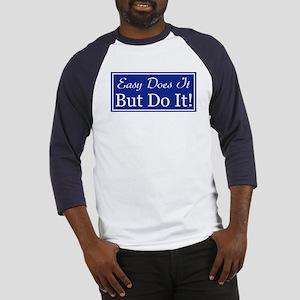 Just Do It Baseball Jersey