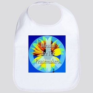 Blessed Are The Peacemakers Bib