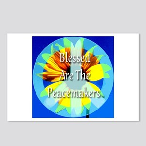 Blessed Are The Peacemakers Postcards (Package of