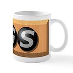 Logo No Text Mugs