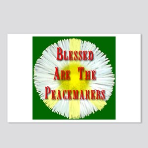 Blessed Are The Peacemakers F Postcards (Package o