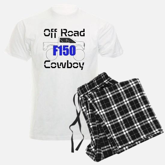 Off Road Cowboy Pajamas