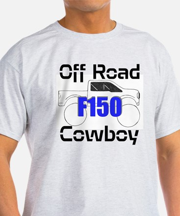 Off Road Cowboy T-Shirt