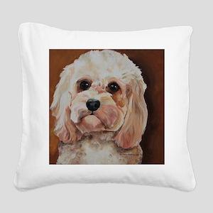 Emme Square Canvas Pillow
