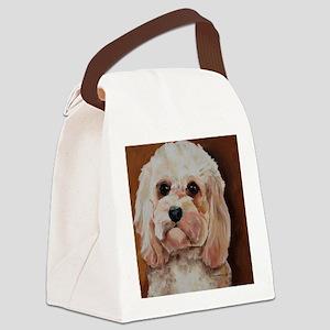 Emme Canvas Lunch Bag