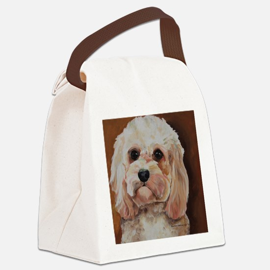 Emme Canvas Lunch Bag