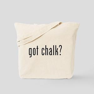 Got Chalk? Tote Bag