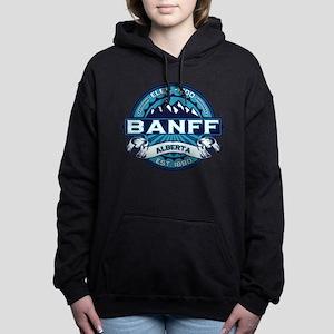 Banff Logo Ice Hooded Sweatshirt