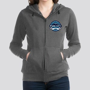 Park City Color Logo Ice Zip Hoodie