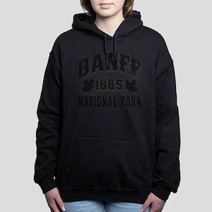 Banff NP Old Style Obsidian Hooded Sweatshirt