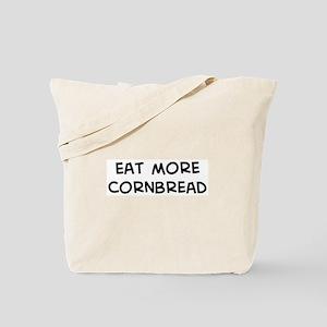 Eat more Cornbread Tote Bag