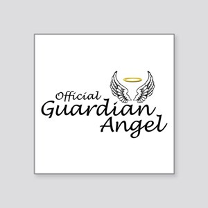 Official Guardian Angel Sticker