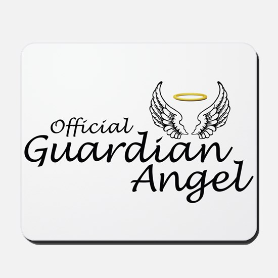 Official Guardian Angel Mousepad