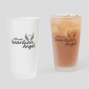 Official Guardian Angel Drinking Glass