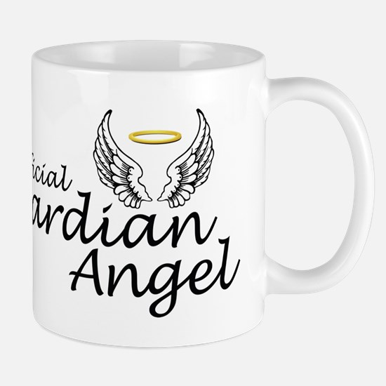 Official Guardian Angel Mugs
