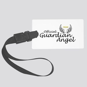 Official Guardian Angel Luggage Tag