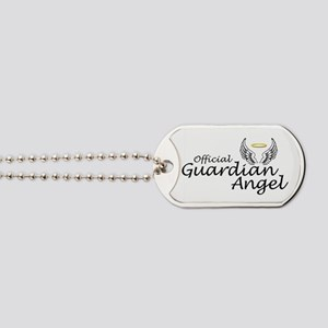 Official Guardian Angel Dog Tags
