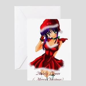 xmaschibi Greeting Cards