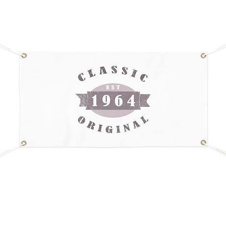Est. 1964 Classic Banner