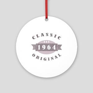 Est. 1964 Classic Ornament (Round)