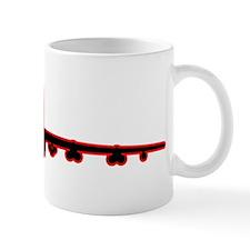 B-52 Black Red Mugs