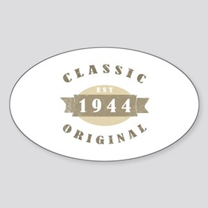 Est. 1944 Classic Sticker (Oval)