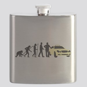 evolution of man taxi driver Flask