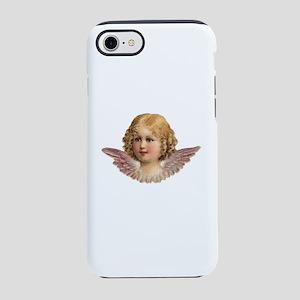 Vintage Angel Cherub iPhone 7 Tough Case