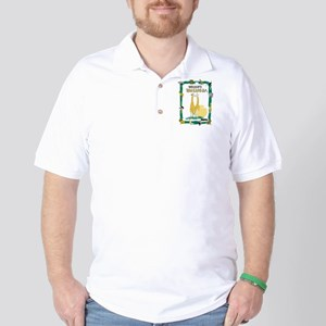 wildlife Tanzania Golf Shirt