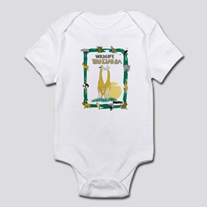 wildlife Tanzania Infant Bodysuit