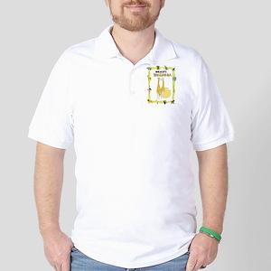 wildlife Tanzania 2 Golf Shirt