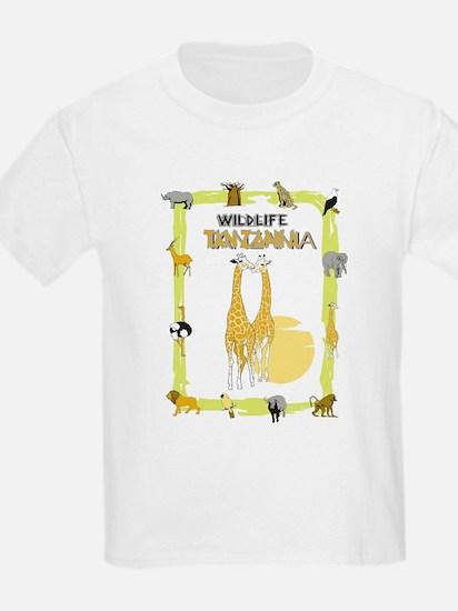 wildlife Tanzania 2 T-Shirt