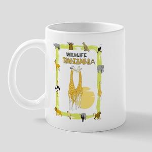 wildlife Tanzania 2 Mug