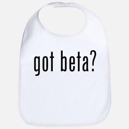 Got Beta? Bib