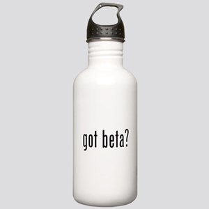 Got Beta? Stainless Water Bottle 1.0L