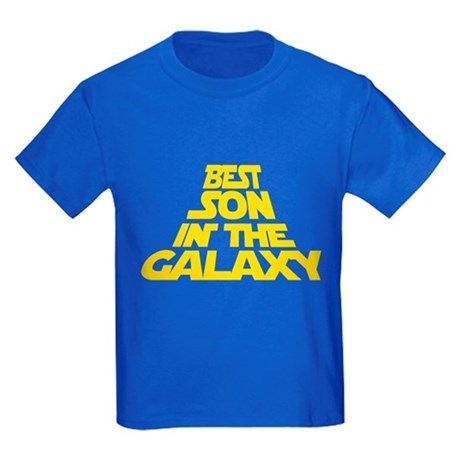 Best Son in the Galaxy T-Shirt