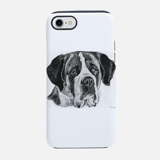 St. Bernard Iphone 7 Tough Case