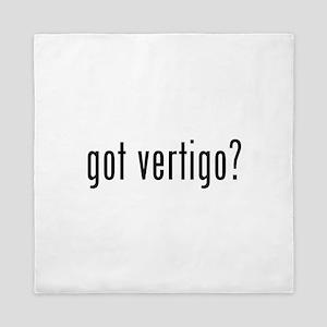 Got Vertigo? Queen Duvet