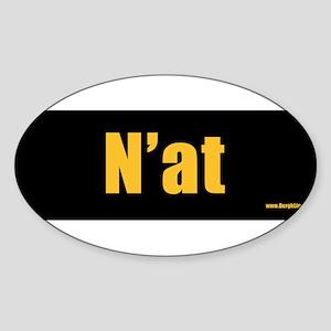 n-at Sticker
