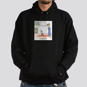 Young Sartre Hoodie