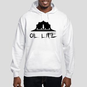 oillife2 Hoodie