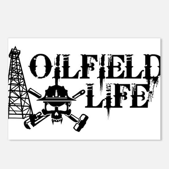 oilfieldlife2 Postcards (Package of 8)