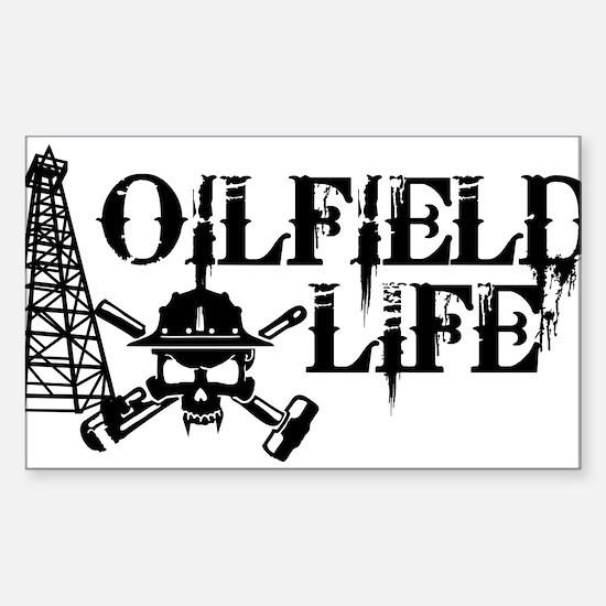oilfieldlife2 Decal