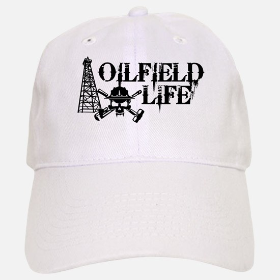 oilfieldlife2 Baseball Baseball Baseball Cap