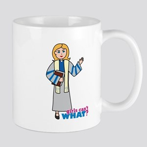 Preacher Woman Light/Blonde Mug