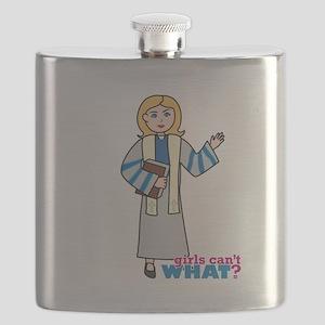Preacher Woman Light/Blonde Flask