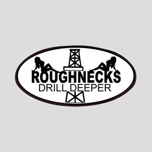 Roughnecks Drill Deeper Patches